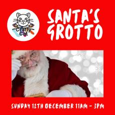 Santa's Grotto, Christmas