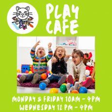 Play, Toddler session, Cafe