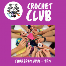 crochet, chat group